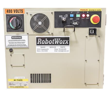 RobotWorx - FANUC R-30iB Controller
