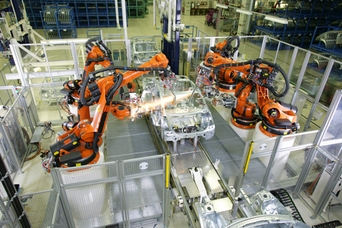 Improve profits with robot automation
