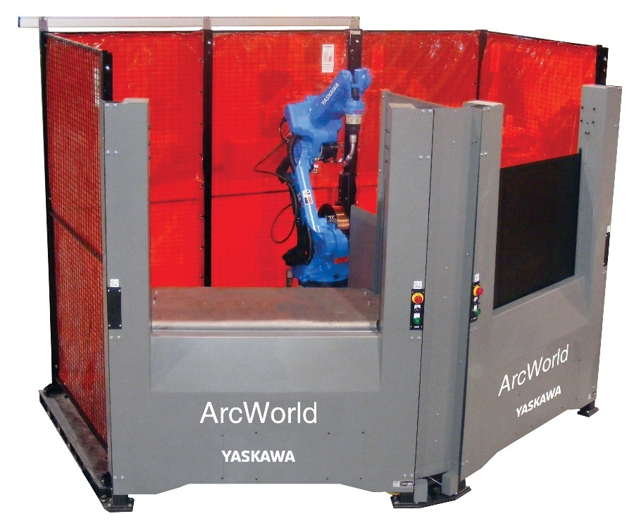 Motoman ArcWorld Workcell