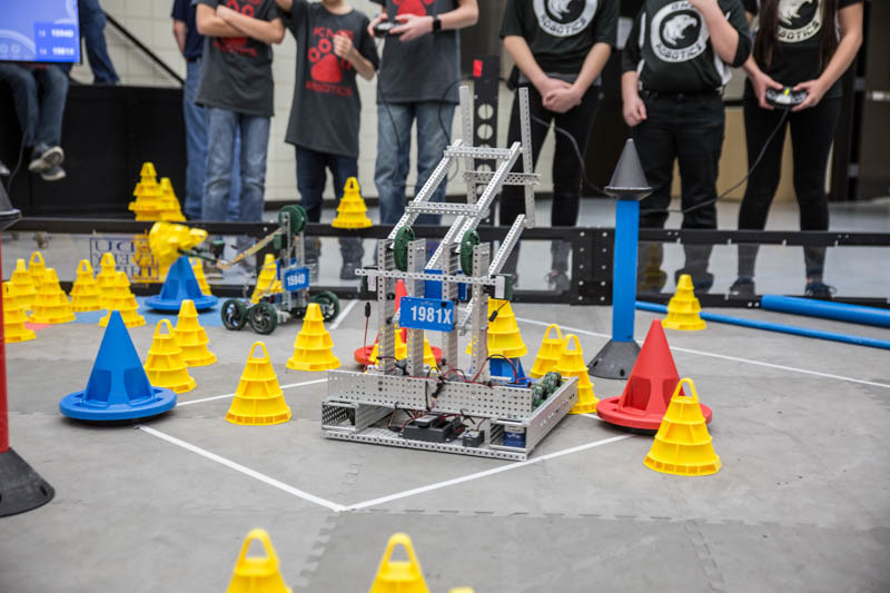 National Robot Competition