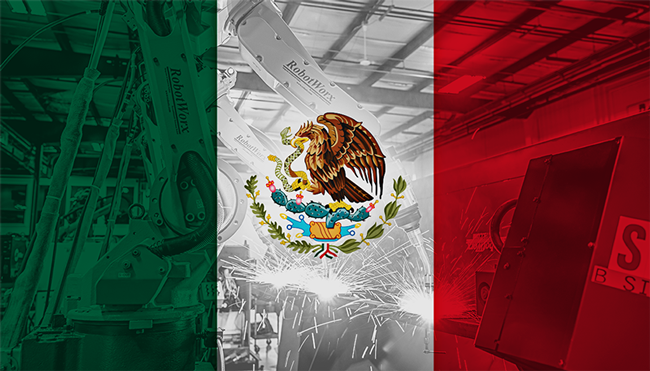 RobotWorx - Automation Presence Increases in Mexico