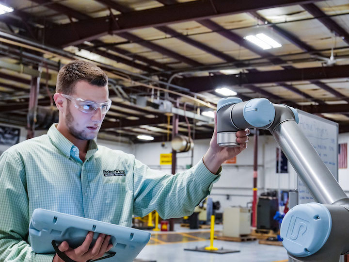 Industrial Robot Trends