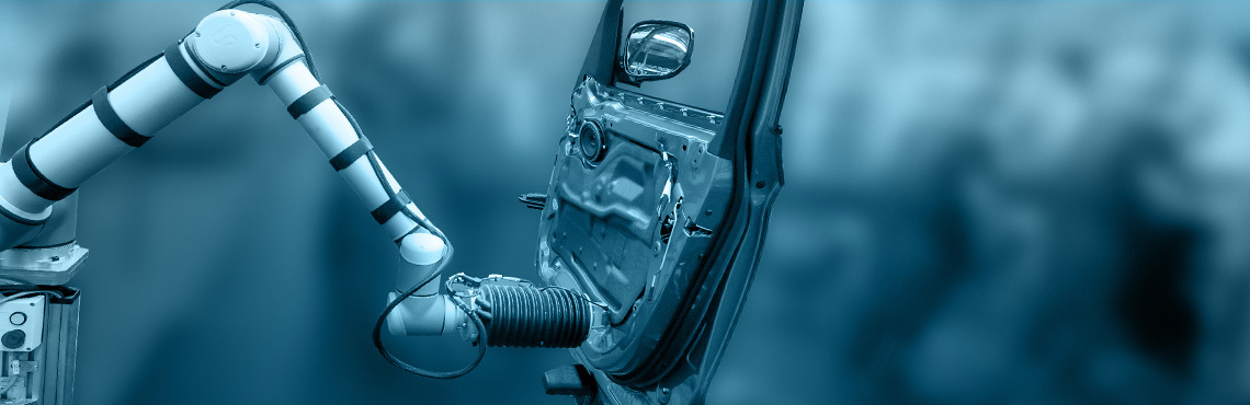 Universal Robots great for car manufacturing