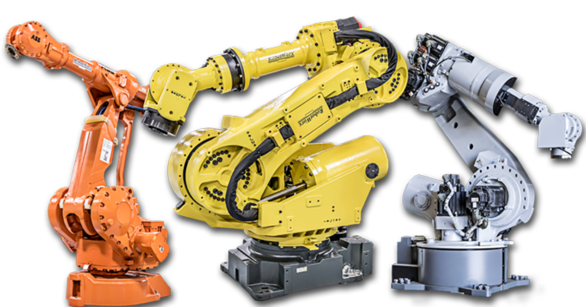 Image result for Industrial Robots