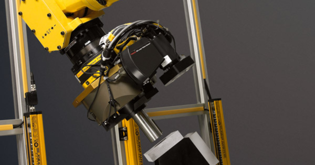 RobotWorx - FANUC Provides Tactile Intelligence With Force Control