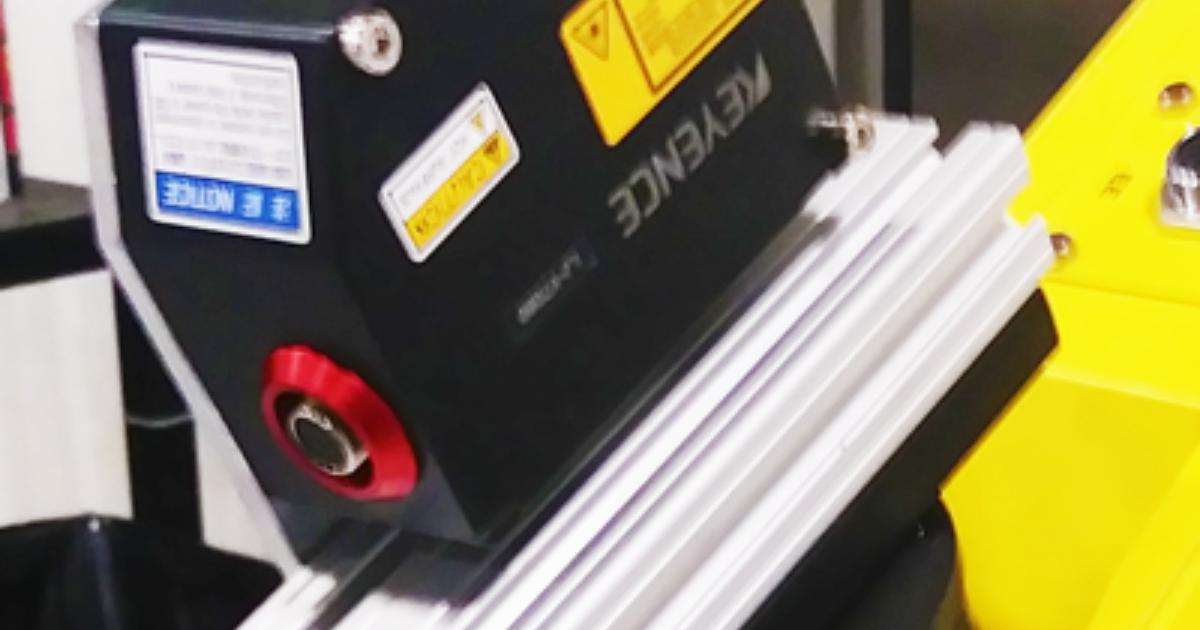 RobotWorx - Keyence Quality Inspection Tool LJ-V7000 Series