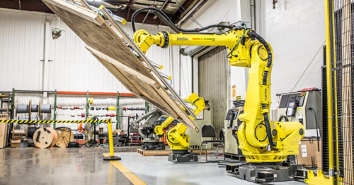 RobotWorx - Material Handling Robots