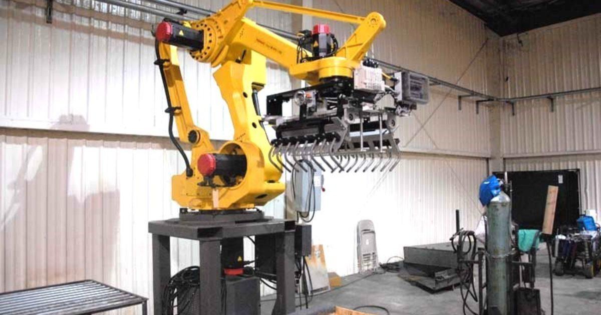RobotWorx - Palletizing Robot Roundup