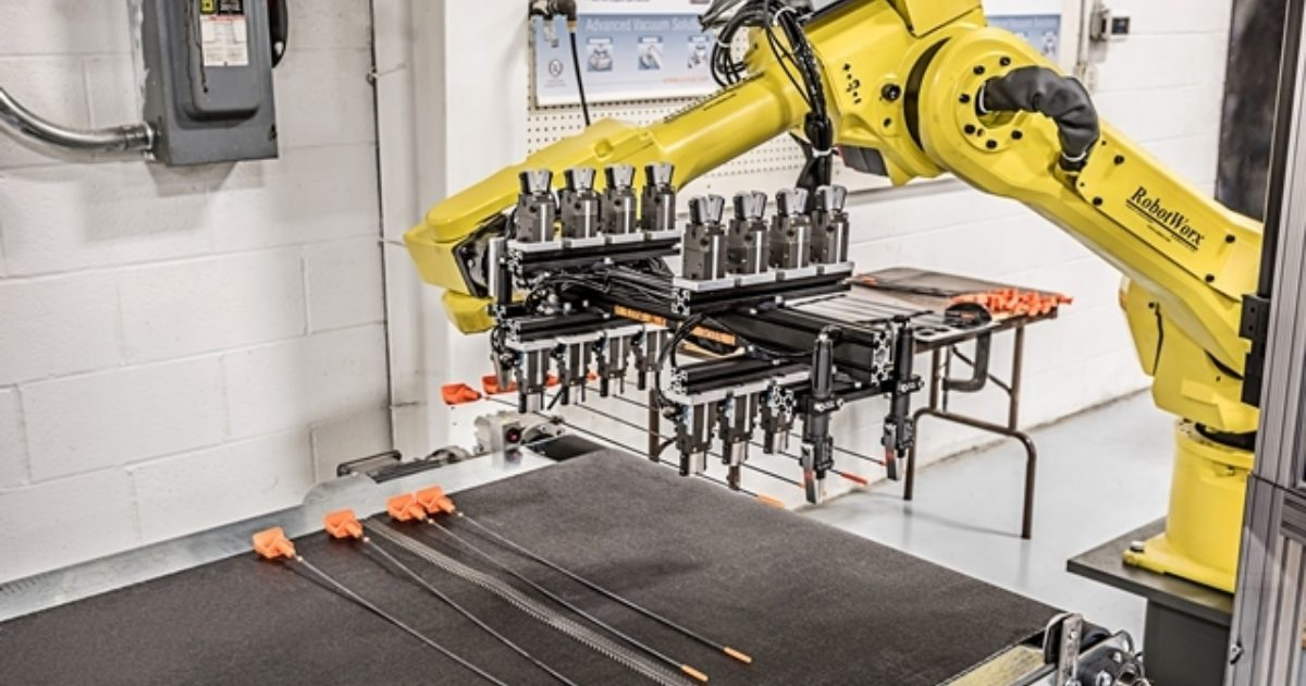 RobotWorx - Part Transfer Robots