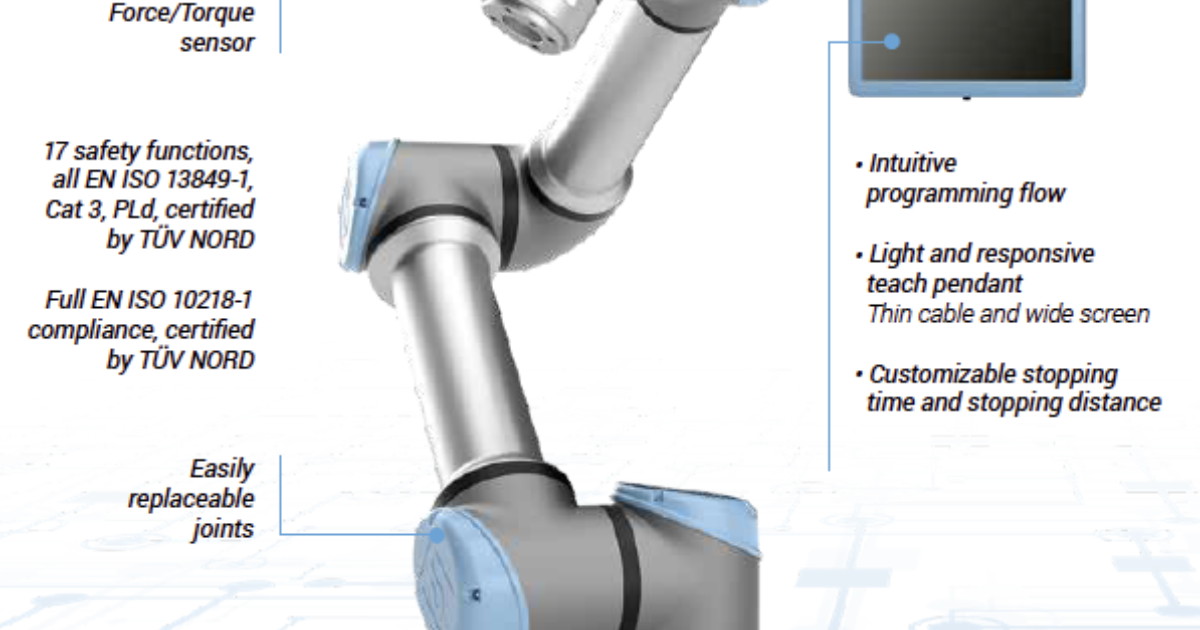 RobotWorx - Exciting New E-Series from Universal Robots
