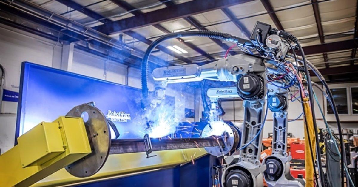 RobotWorx - MIG Welding Robots