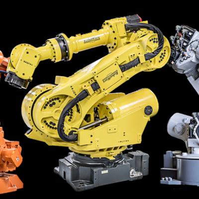 RobotWorx - Industrial Robot History