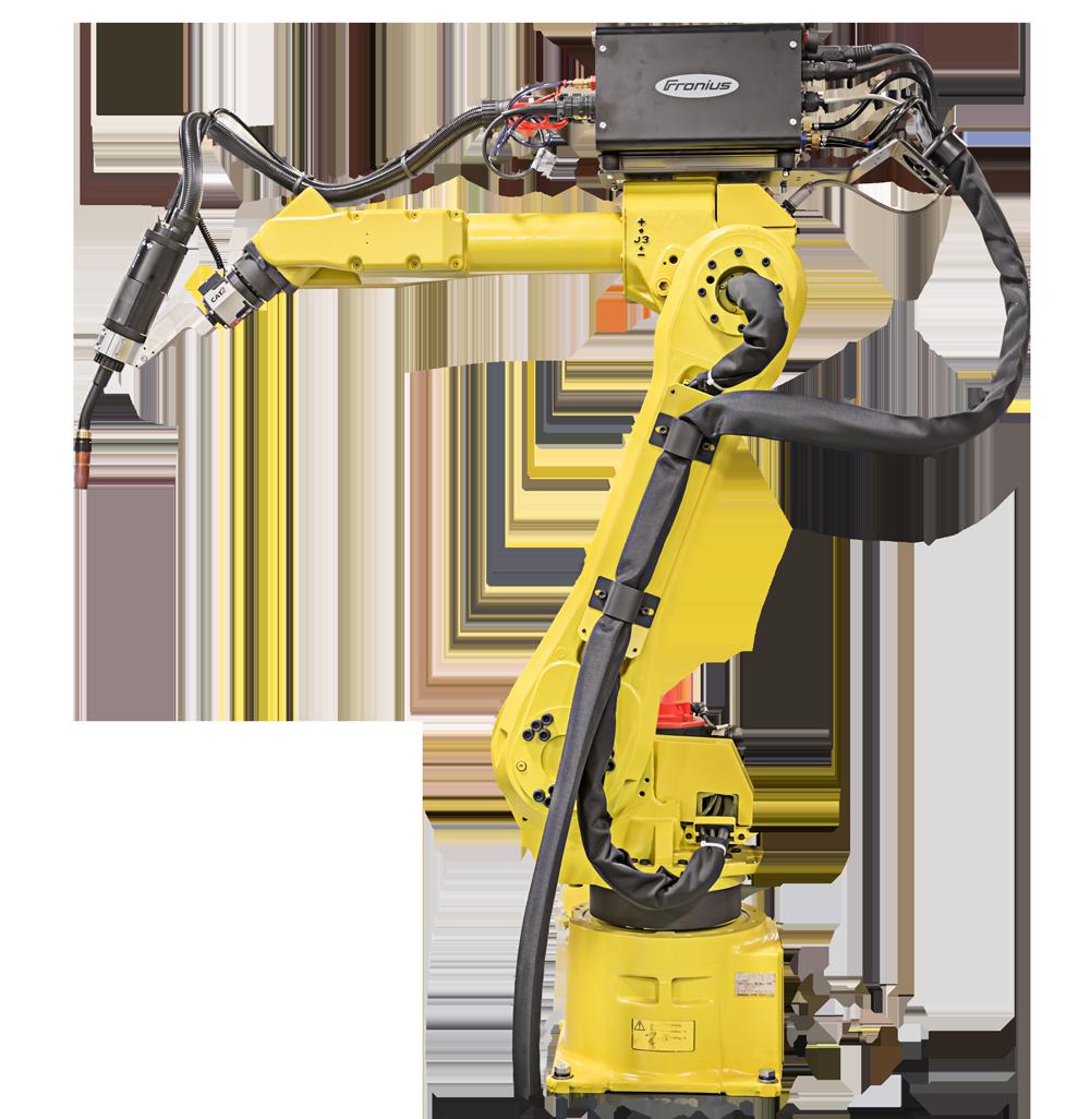 RobotWorx - FANUC ARC Mate 100iB