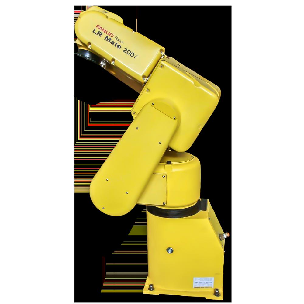 RobotWorx - FANUC LR Mate 200i