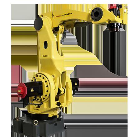 RobotWorx - FANUC M-420iA