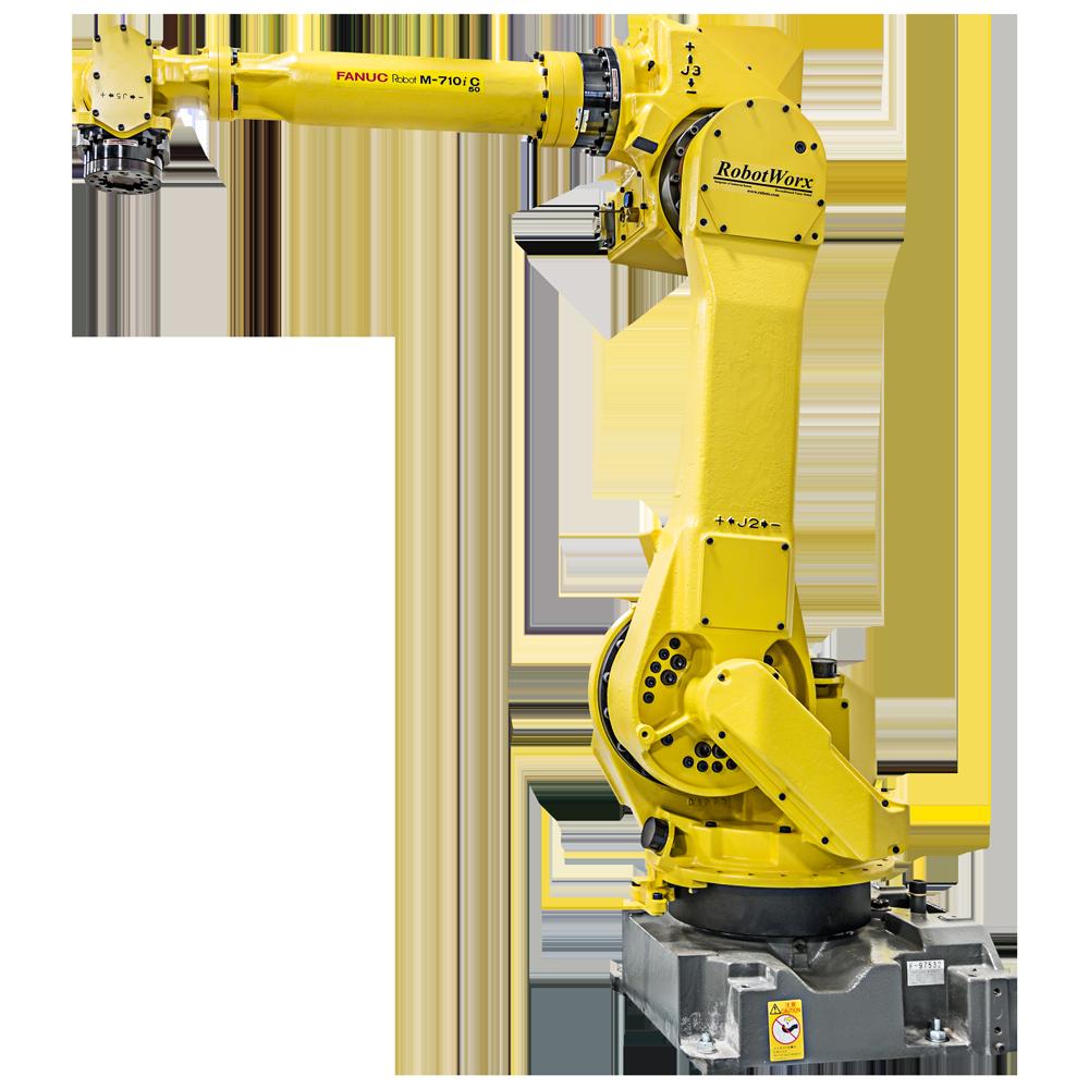 RobotWorx - FANUC M-710iC/50