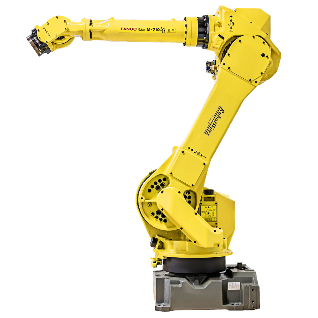 RobotWorx - FANUC M-710iC/70