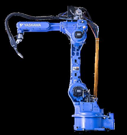 Robotworx Motoman Hp20d