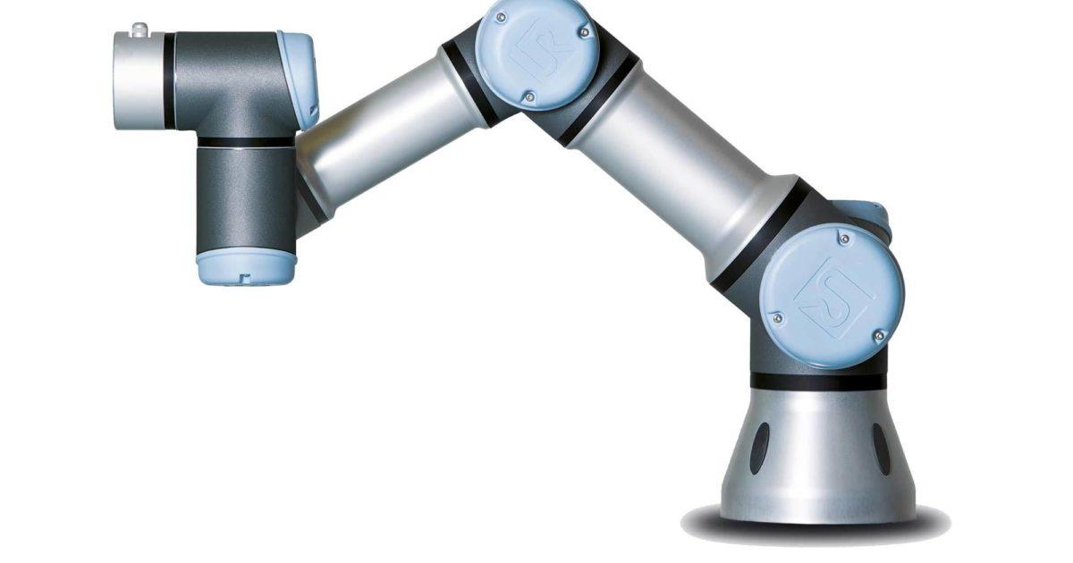 Robotworx Universal Robots Ur3e