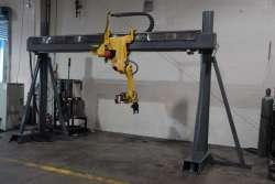 RobotWorx - FANUC Gantry System