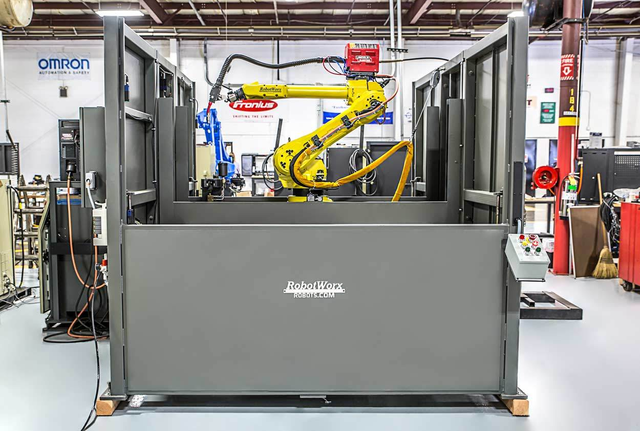FANUC Lincoln Electric System 35 3