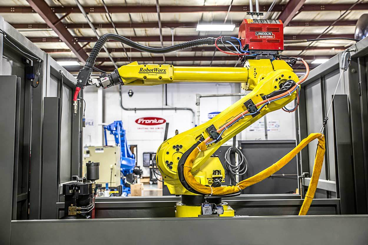 FANUC Lincoln Electric System 35 4